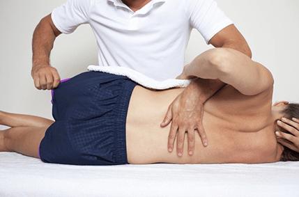 Orthopädisch Manipulative Therapie (OMT)